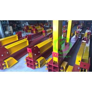 Gía kê thép xây dựng H250x4000