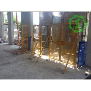 Cửa an toàn - cửa lồng Hoist